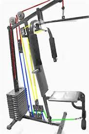 Solved Cable Diagram York Home Gym 4180 Fixya