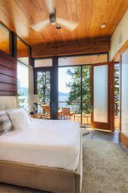 Modern Day Bedrooms Elegant Coeur Dalene Cabin Blends Lovely Lake Views With Modern