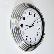 office wall clocks. Office Wall Clocks Online Uk Australia Neon Green Chrome S