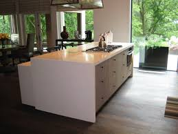 custom concrete countertop waterfall style gray concrete countertop custom engineered white concrete with waterfall ends