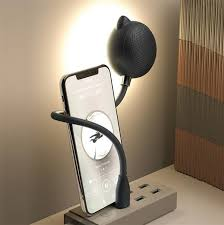 Wonderful Mini Wireless Cat Bluetooth Speakers For Bedroom Girls Kids BT Speakers LED  Lamp 2 In 1