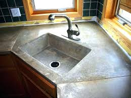 caring for concrete countertops caring for concrete packed with image of average cost of concrete to caring for concrete countertops