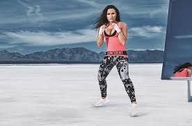 demi lovato teams up with kate hudson s fabletics line to support up