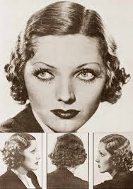 1930s Hair Style 1930sfallhairstyleguideadrienneames1932 1920s makeup 7567 by wearticles.com