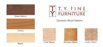 wood types furniture. enso desk solid wood modern contemporary style handmade artisan furniture types