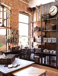 industrial style home office. home office3 industrial style office
