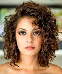 Medium Length Curly Hair Styles 20120 Chicagochantorg