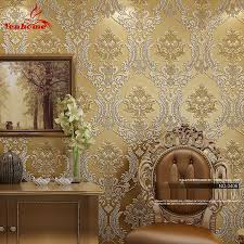 Wallpaper To Decorate Room Aliexpresscom Buy Luxury Classic Wall Paper Home Decor