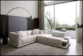 Living Room  Large Leather U Shaped Sectional Couch With Chaise - Chaise lounge living room furniture