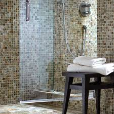 tile bathroom. Brilliant Tile Mosaic In Tile Bathroom E
