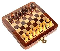 105 Magnetic Wooden Travel Chess Game 100 best Magnetic Chess Set images on Pinterest Chess games 45