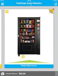 Vending Machine App Iphone Impressive PayRange On The App Store