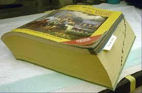 Telephone Book Charlespaolinos Blog
