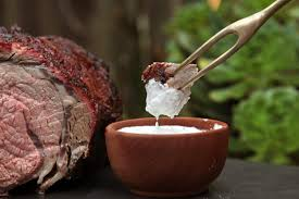 Roast in the oven for exactly 15 minutes. Horseradish Cream Sauce For Roast Beef