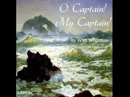 o captain my captain walt whitman