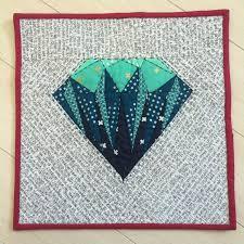 25+ FREE Quilt Block Patterns on Craftsy & Snazzy Diamond Quilt Block Adamdwight.com