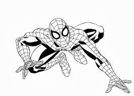 Spiderman Disegni Da Colorare Migliori Pagine Da Colorare