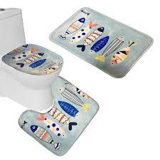 Bathroom Rugs Set Popular 4 Piece Bath Rug Set Buy Cheap 4 Piece Bath Rug Set Lots