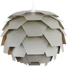 modern geometric ceiling light pendant