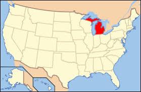 「ミシガン州」の画像検索結果