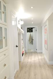 laminate flooring for basement. #basement #white #bright Laminate Flooring For Basement E