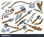 stone Age Weapons
