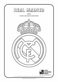 100 Real Madrid Kleurplaat Kleurplaat 2019