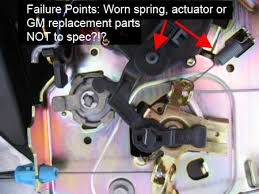 suburban rear liftgate won t unlock how to fix chef seattle blog door lock actuator replacement
