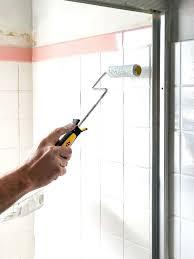 how much to paint a bathroom how to paint your bathroom tile the easy way paint