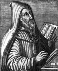 Augustine – MATHEW GILBERT