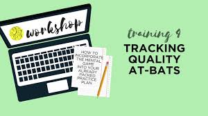 Coach Tips Use Our Quality At Bat Chart As Your Softball Stats Tracker