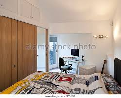 Modern Fitted Bedrooms Glasgow The Bedroom Area Of A Luxury Flat In Throughout Inspiration Decorating