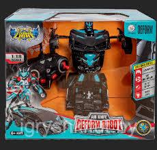 <b>Машинка</b>-трансформер на радиоуправлении <b>Maya Toys</b> ...