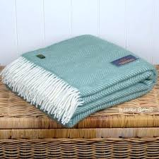 aqua green herringbone pure new wool throw blanket rug rugs australia prod green rug accent throw