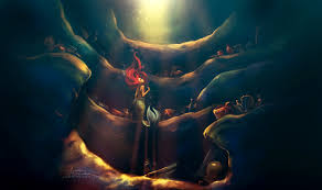 tumblr backgrounds the little mermaid. Simple The The Little Mermaid With Tumblr Backgrounds T