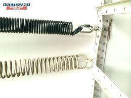 Garage Door Rear Torsion Spring Kit Repair Cost How Do I