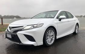 2018 Toyota Camry SL V6 Review - Car Review Central