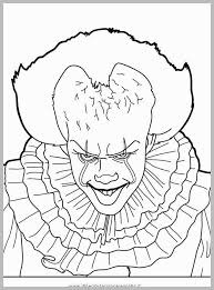 How To Draw Pennywise The Clown Pennywise The Clown Coloring Pages