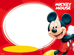 FREE Mickey Mouse and Friends invitation template | Mickey mouse  invitation, Fiesta mickey mouse, Mickey mouse background