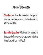 Early Explorers Chart Answer Key European Explorers Doc Answer Key European