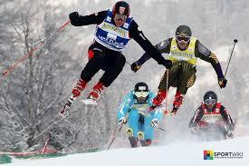Фристайл лыжный спорт описание история дисциплины ски кросс