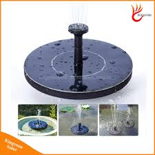 Floating Pool Fountain With Lights Hot Item Solar Floating Pool Light Solar Fountain Water Pump Pond Light