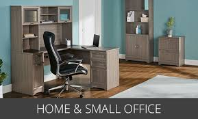 Small office desks Corner Office Furniture Collections Office Depot Furniture Collections At Office Depot Officemax
