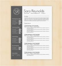 Unique Resume Formats Beauteous Creative Resume formats Examples Resume Templates Design Stunning