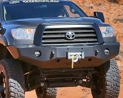 Expedition One Toyota Tundra Range Max Front Bumper 07-Up