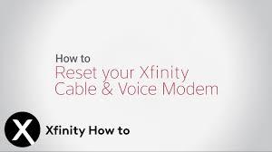 How To Restart Your Xfinity Gateway Xfinity