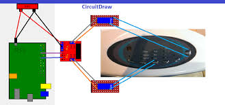 hack a multi speed air cooler to work a raspberry pi or arduino the wiring diagram for the air cooler image created by anthony hartup circuitdraw