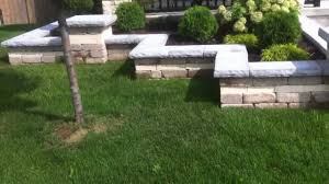 Small Picture Front Yard Landscaping by London Landscape Inc Retaining wall