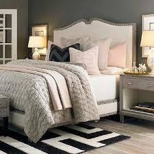 gray and pink master bedrooms. love every detail about this room for our master gray and pink bedrooms r