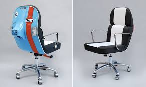 stylish office furniture. Bel And Transform Lifeless Vespas Into Stylish Italian Office Chairs Furniture E